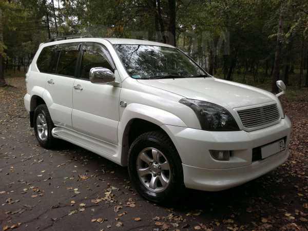 Toyota Land Cruiser Prado, 2002 год, 1 000 000 руб.