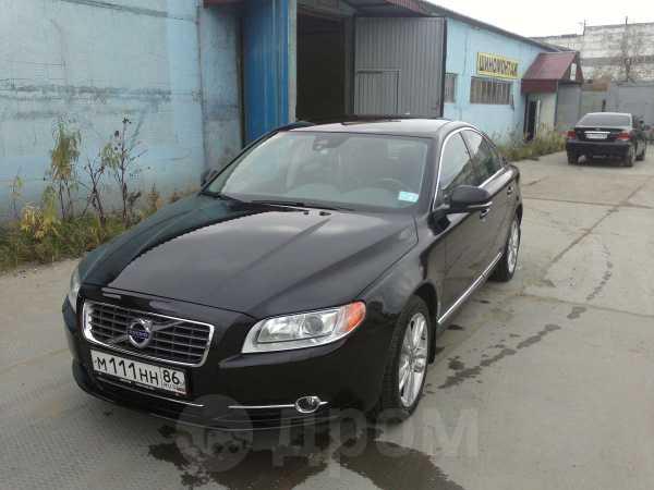 Volvo S80, 2011 год, 1 000 000 руб.