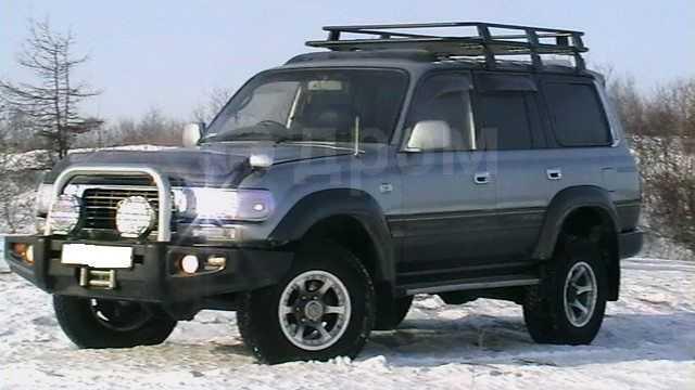 Toyota Land Cruiser, 1993 год, 899 000 руб.