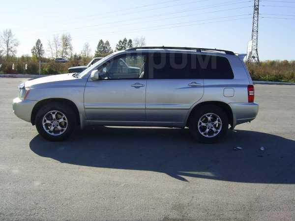 Toyota Highlander, 2003 год, 765 000 руб.