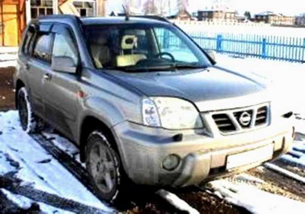 Nissan X-Trail, 2003 год, 510 000 руб.
