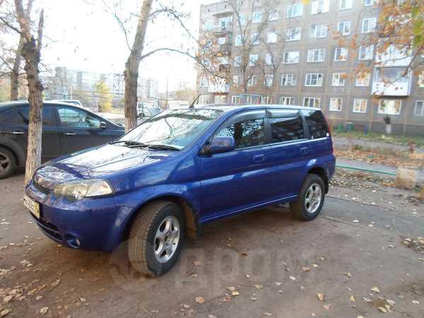 Honda HR-V, 2002 год, 390 000 руб.