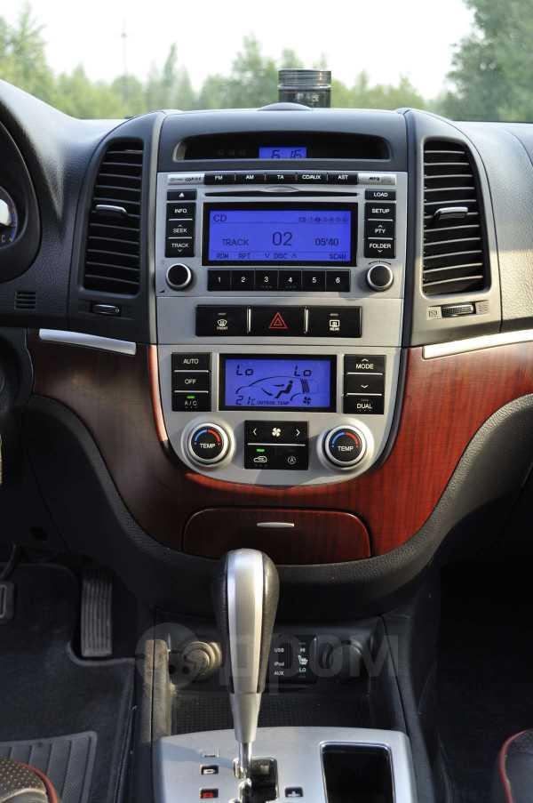 Hyundai Santa Fe, 2009 год, 880 000 руб.