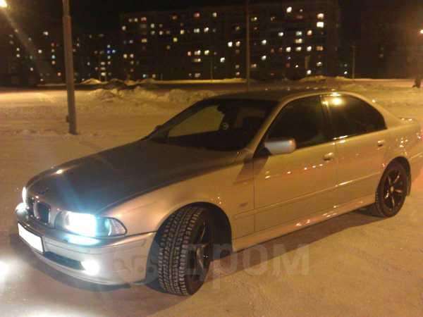 BMW 5-Series, 2001 год, 460 000 руб.