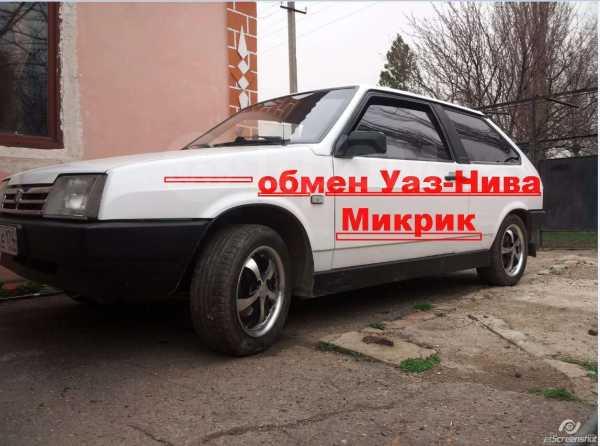 Лада 2108, 1998 год, 120 000 руб.