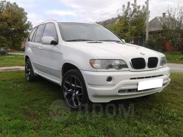 BMW X5, 2001 год, 640 000 руб.