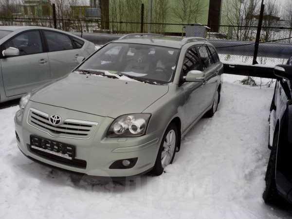 Toyota Avensis, 2007 год, 595 000 руб.