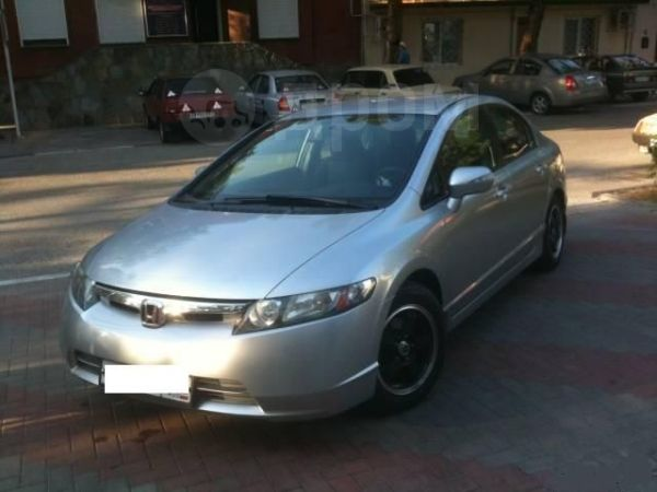 Honda Civic, 2007 год, 460 000 руб.