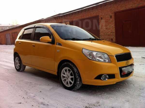 Chevrolet Aveo, 2008 год, 385 000 руб.
