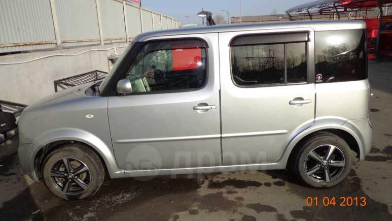 Nissan Cube, 2007 год, 340 000 руб.