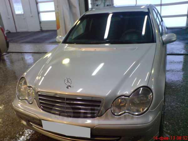 Mercedes-Benz C-Class, 2005 год, 565 000 руб.