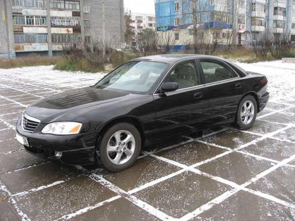 Mazda Millenia, 2001 год, 330 000 руб.