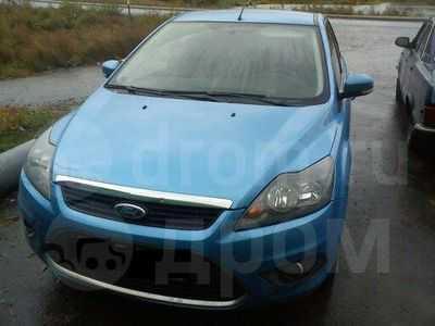 Ford Focus, 2008 год, 520 000 руб.