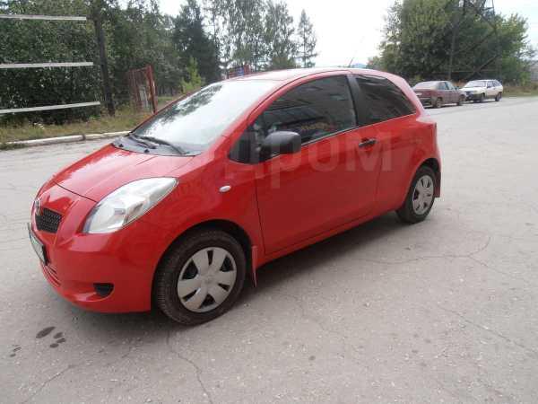 Toyota Yaris, 2007 год, 380 000 руб.