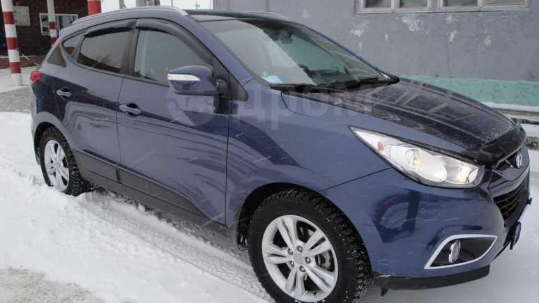 Hyundai ix35, 2011 год, 940 000 руб.