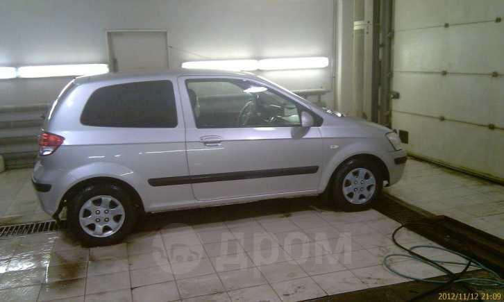 Hyundai Getz, 2005 год, 240 000 руб.