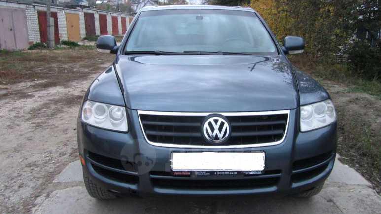 Volkswagen Touareg, 2003 год, 700 000 руб.