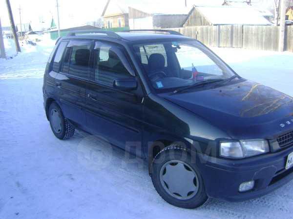 Mazda Demio, 1998 год, 170 000 руб.