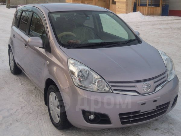 Nissan Note, 2009 год, 375 000 руб.