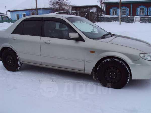 Mazda 323, 2003 год, 280 000 руб.