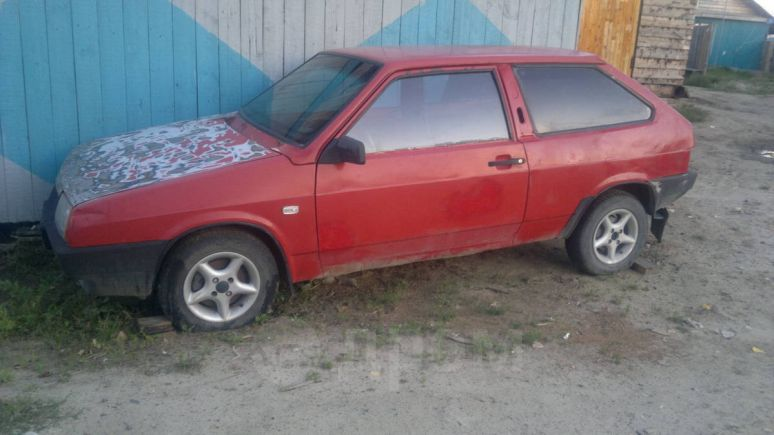 Лада 2108, 1987 год, 20 000 руб.