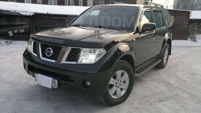 Nissan Pathfinder, 2005 год, 900 000 руб.
