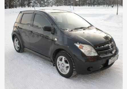 Toyota ist, 2002 год, 290 000 руб.