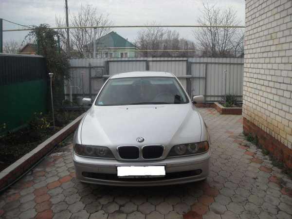 BMW 5-Series, 2001 год, 415 000 руб.