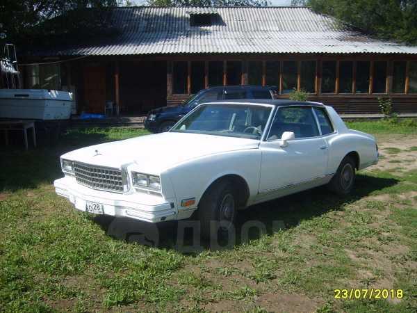 Chevrolet Monte Carlo, 1980 год, 500 000 руб.