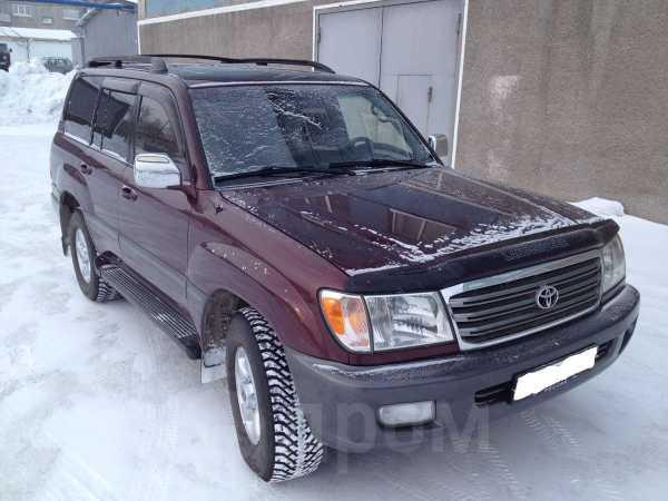 Toyota Land Cruiser, 1999 год, 799 000 руб.