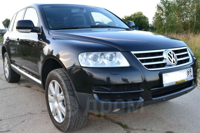 Volkswagen Touareg, 2004 год, 850 000 руб.