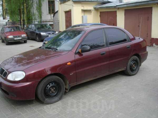 Chevrolet Lanos, 2006 год, 144 000 руб.