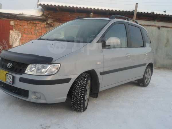 Hyundai Matrix, 2005 год, 379 000 руб.