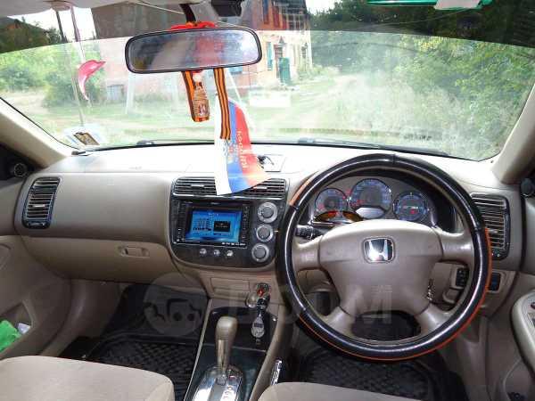 Honda Civic, 2002 год, 270 000 руб.