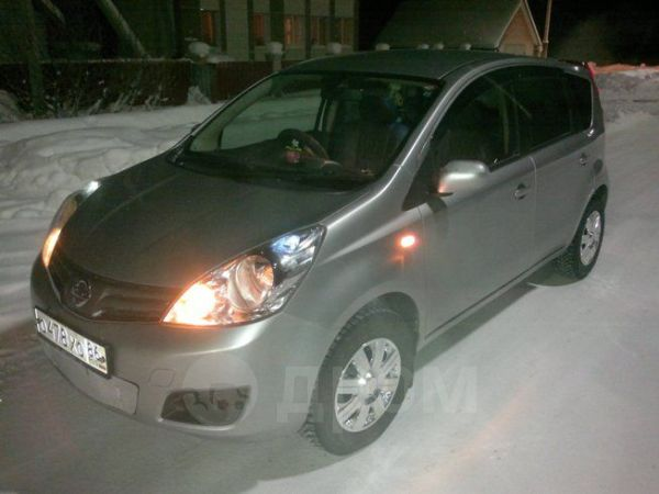 Nissan Note, 2008 год, 405 000 руб.