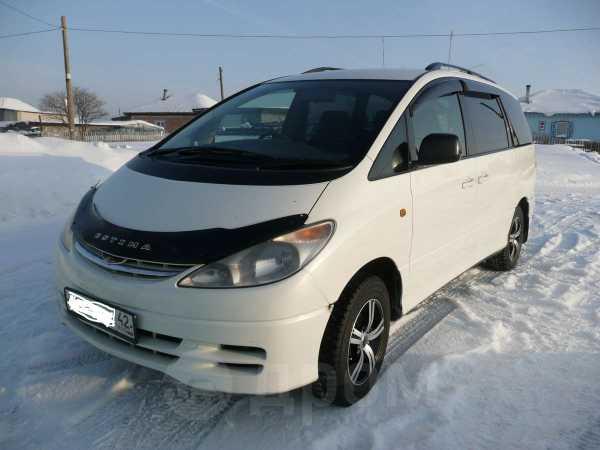 Toyota Estima, 2001 год, 445 000 руб.