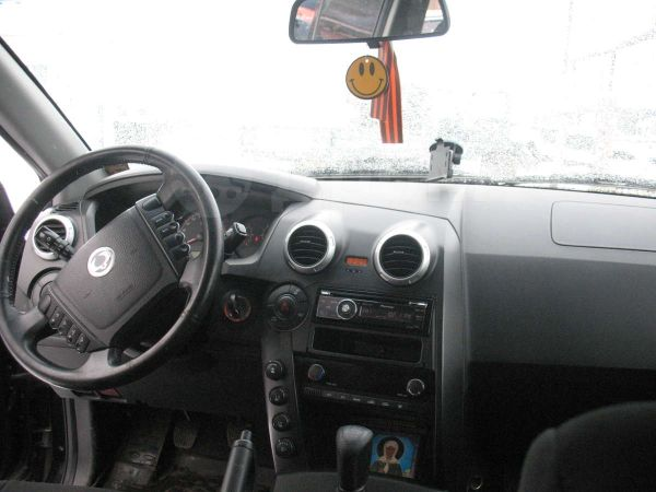 SsangYong Actyon Sports, 2008 год, 570 000 руб.