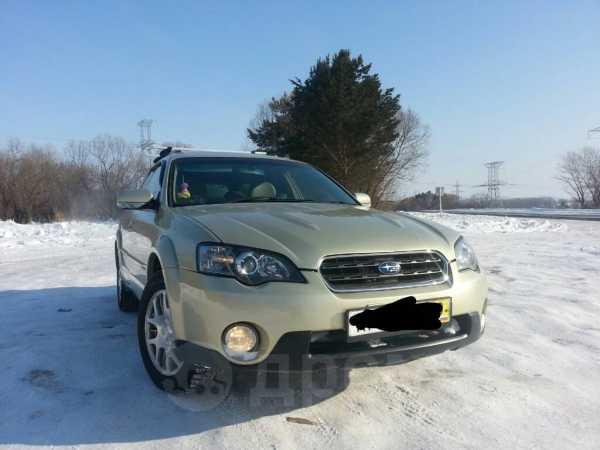 Subaru Outback, 2003 год, 500 000 руб.