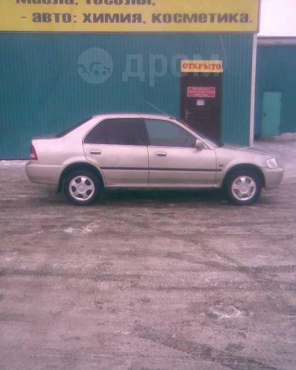 Honda City, 2000 год, 195 000 руб.