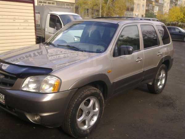 Mazda Tribute, 2001 год, 369 000 руб.
