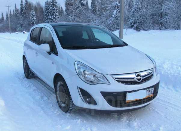 Opel Corsa, 2011 год, 550 000 руб.