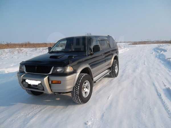 Mitsubishi Challenger, 1996 год, 460 000 руб.