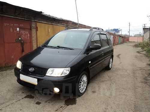 Hyundai Matrix, 2007 год, 335 000 руб.