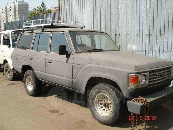 Toyota Land Cruiser, 1985 год, 199 000 руб.