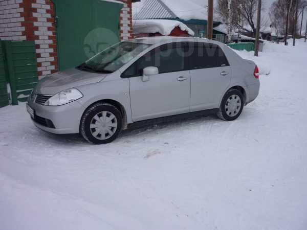 Nissan Tiida Latio, 2007 год, 450 000 руб.