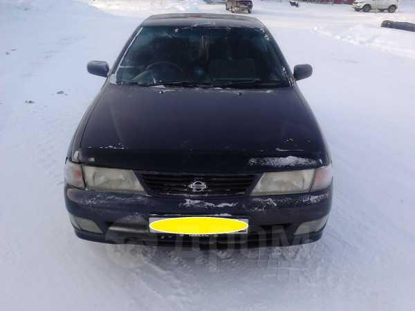 Nissan Sunny, 1994 год, 115 000 руб.
