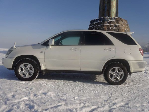 Toyota Harrier, 1999 год, 480 000 руб.