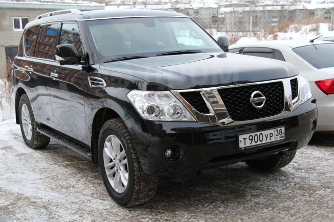 Nissan Patrol, 2012 год, 2 620 000 руб.