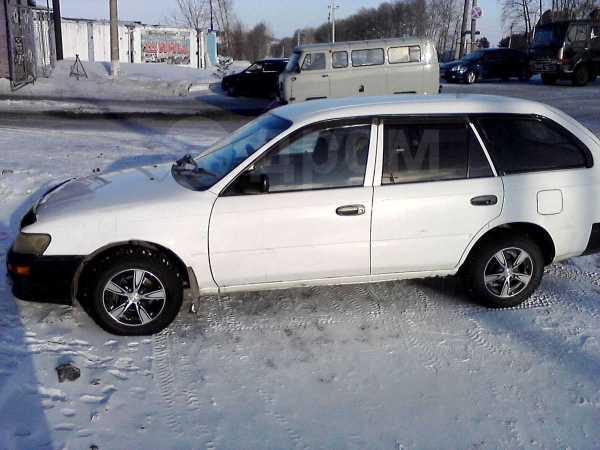 Toyota Corolla, 2001 год, 159 000 руб.
