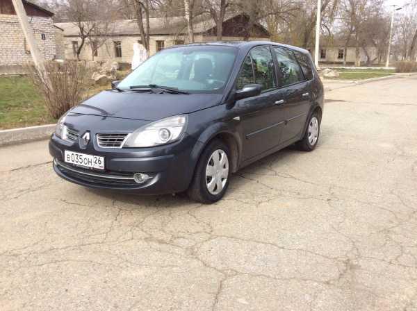 Renault Scenic, 2009 год, 470 000 руб.